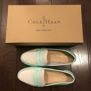Cole Hann Monroe Oxfords Deconstructed Loafer Shoe